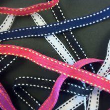 Saddle Stitched Ribbon